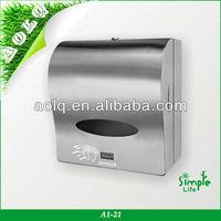 Auto Cut Electric Wet Toilet Tissue Paper Towel Dispenser