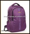 موضة جديدة الساخن بيع النايلون محمول على ظهره حقيبة على ظهره حقيبة المدرسة الثانوية الكلية مراهق حقيبة الكتف