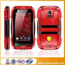 Simple senior cellphone CA-9 blueberry mobile phone