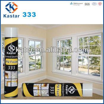 Professional PVC window pu foam