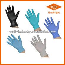 Powder Free AQL 1.5 Nitriel Medical FDA Glove,Colored Nitrile Exam Glove