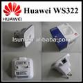 Repetidor de sinal celular huawei ws322, huawei ws322 300m mini-wireless router, huawei ws322 300 mbps wireless range extender