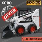 500kg - 1500kg China Skid Steer
