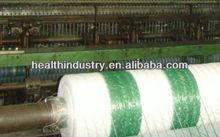 1.8 m width white/green silage bale net wrap