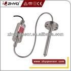 Melt pressure transmitter, flange mounting Melt Pressure sensor,