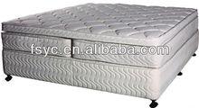 luxury hotel box spring bed mattress(DB-M102)