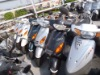 Used HONDA LEAD Used Motorcycles 50cc