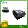 15W 14 inch home use Solar fan solar roof fan new product