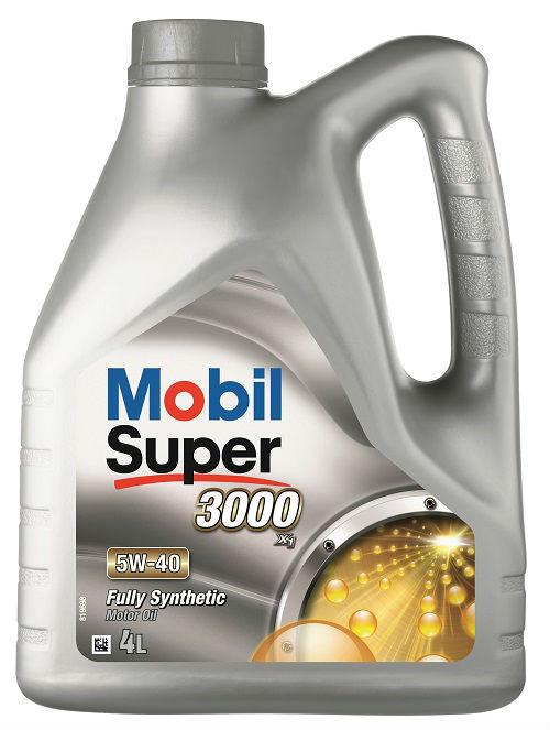Mobil Super 3000 x 1 5w-40