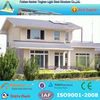 container houses and villas steel prefab houses