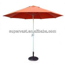 Alumnium Market umbrella with 360 degree tilt