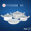 Press aluminum nonstick cookware set