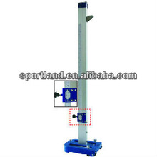 Sportland 17104 Athletics Track and Field Master Aluminum High Jump Stands