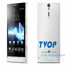 Cool phone covers tempered glass screen protector for sony xperia z