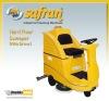 Floor Scrubber Sweeper (Driver Type)