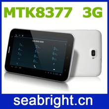 zigbee android tablet pc 7 Inch MTK8377 Dual Core 3G Bluetooth GPS