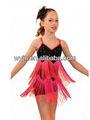 Vestido de dança latina vestido de saia, dança latina vestido de mulher,