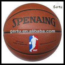 High Quality Size 7 pvc laminated basketball