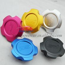 STi Billet Engine Oil Cap Cover 5 colors