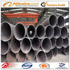 large calibre thick wall SS400 structural steel pipe China