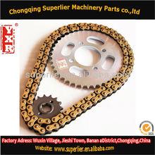 Factory Spec brand 14 Tooth Steel dt 125 ansi wheel sprocket Motorcycles FS-1687