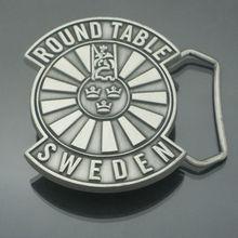 2015 New product custom design logo high quality metal antique belt buckle,cheap sweden belt buckles