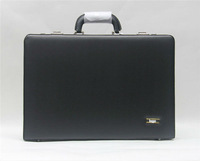 2013 New Design Black Leather Briefcases for Men from China Wholesale Merchandise, RZ-ALB01