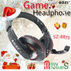 2014 Best selling computer headphone with high quality,from China factory,for PC,Tablet,phone.