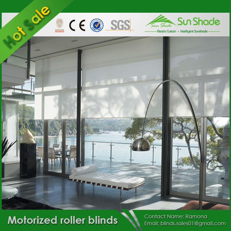 Diy Auto Roller Blinds