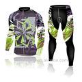deisgn oem impressão sulimation ciclismo vestir roupas de ciclismo
