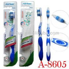 Haute qualité adultes brosse à dents fabricant