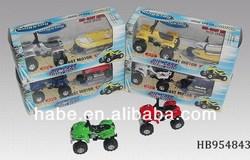 Pull Back Die-Cast Metal Beach Motorbike, Children Toys Alloy Car, Toys For Kid