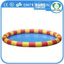 Summer hot sale inflatable adult swimming pool,adult plastic pools,large inflatable pool