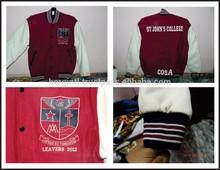 Custom College Jackets / Award Jackets / Wool Jackets / Varsity College Jackets
