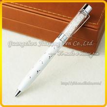 best-selling metal crystal pen for promotion JX-D01B9