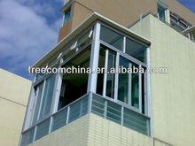 Promotion price of aluminium sliding window