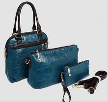 snake skin100% genuine leather handbag ,real genuine cow leather