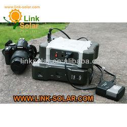 2014 new portable solar power pack