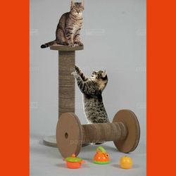 CS-001 cat scratcher (Cat scratch board, pet toy)