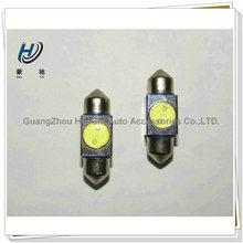 31mm Interior bulb c5w LED White car dome 12v festoon base led bulb