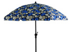 7.5'*8K Steel Patio Umbrella