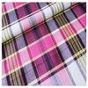 Good Sales Cotton Plaid Oxford Cloth Fabric