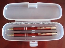 2015 Ball pen and pencil set, twin pen set