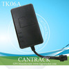 Mini anti-theft car/fleet/truck/motorcycel vehicle gps tracker TK06A