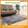 coreano gris de seda hecho a mano patchwork alfombras de calefacción para la venta