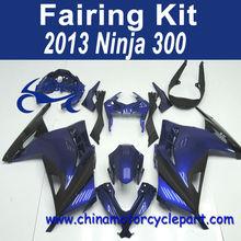 Motorcycle Fairing decals for NINJA 300 2013 FAIRING KIT FFKKA002