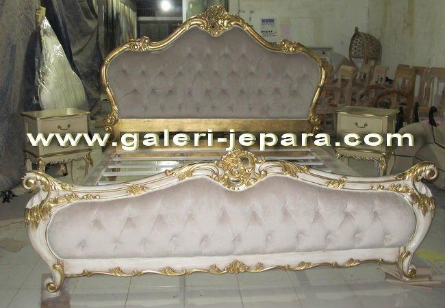 Italienische barocke Schlafzimmer-Satz-Möbel