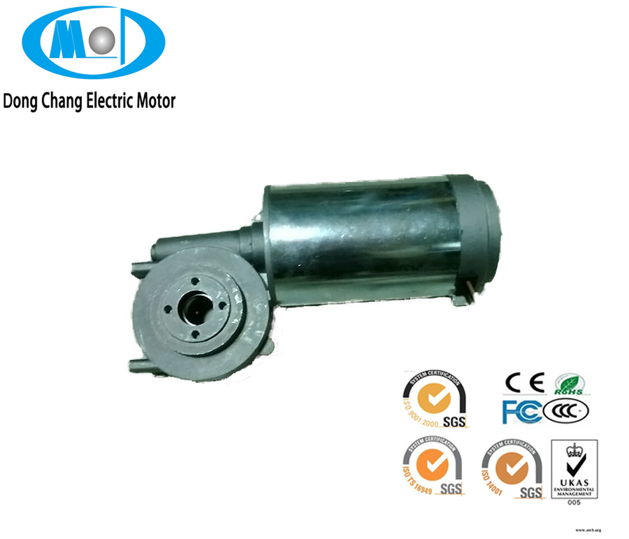 24v dc magnet motor with reducer/10w-800w motor electric