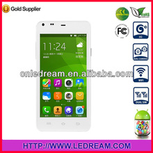 5.7inch IPS WIFI WCDMA GPS MT6589 Quad-Core N9599 android phone