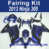 Ninja fairing 300 for NINJA 300 2013 FAIRING KIT FFKKA002